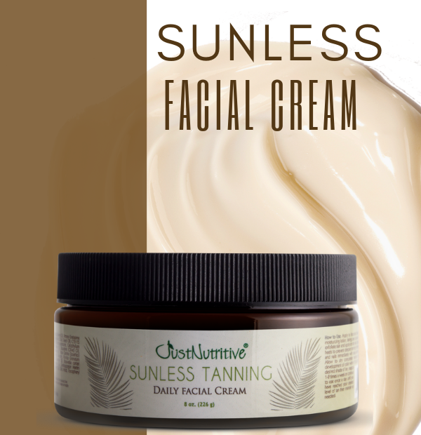 Sunless Tanning - Daily Facial Cream